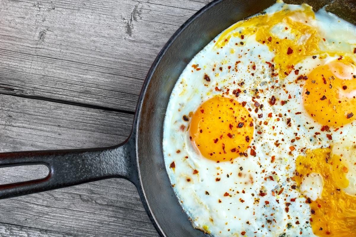 Eier sind gesund