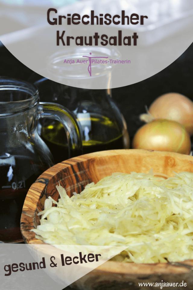 griechischer krautsalat fit pin