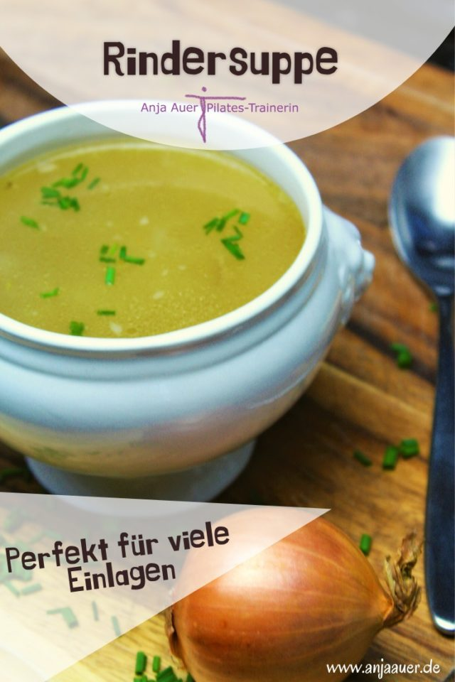 rindersuppe fitness pin